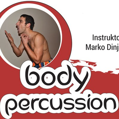 PONUDA-MARKO NELOM BODY PERCUSSION